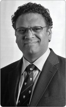 Dr. Ashwin Maharaj